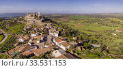 Купить «Monsaraz, Distrito de Évora, Alentejo, Portugal.», фото № 33531153, снято 5 июня 2020 г. (c) easy Fotostock / Фотобанк Лори