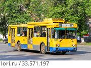 BTZ 5276-04 (2012 год). Редакционное фото, фотограф Art Konovalov / Фотобанк Лори