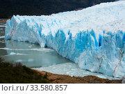 Купить «Glacier Perito Moreno, southeast of Argentina», фото № 33580857, снято 2 февраля 2017 г. (c) Яков Филимонов / Фотобанк Лори