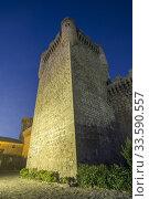 Купить «Oropesa in Toledo province: The state run hotel at Oropesa palace.», фото № 33590557, снято 25 октября 2019 г. (c) age Fotostock / Фотобанк Лори
