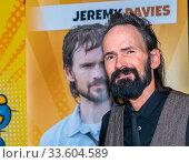 Купить «DORTMUND, GERMANY - December 8th 2019: Jeremy Davies (*1969, American actor - Lost, Twister, Sleepy Hollows) at German Comic Con Dortmund, a two day fan convention», фото № 33604589, снято 26 мая 2020 г. (c) age Fotostock / Фотобанк Лори
