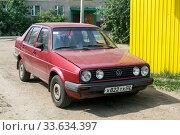 Купить «Volkswagen Jetta», фото № 33634397, снято 21 июня 2008 г. (c) Art Konovalov / Фотобанк Лори