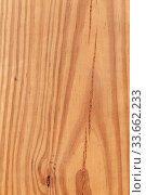Купить «Wooden plank surface, flat background photo texture», фото № 33662233, снято 10 января 2020 г. (c) EugeneSergeev / Фотобанк Лори