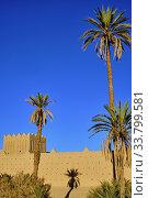 Morocco, Tafilalet region, Rissani, Ouled Abdelhalim. Стоковое фото, фотограф Philippe Michel / age Fotostock / Фотобанк Лори