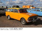 Москвич-412 (2019 год). Редакционное фото, фотограф Цветкова Елена / Фотобанк Лори