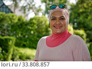 Купить «Malaysia, Malaisie, island, Langkawi, Malacca, femme malaisienne, Malaysische Frau, Malaysian woman, portrait, Porträt», фото № 33808857, снято 5 июня 2020 г. (c) age Fotostock / Фотобанк Лори