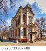 Купить «Cottage Marazli in Odessa, Ukraine», фото № 33837689, снято 17 марта 2020 г. (c) Sergii Zarev / Фотобанк Лори
