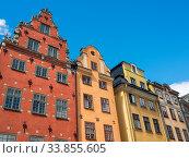 Stockholm in schweden. Стоковое фото, фотограф Zoonar.com/Stephan S / easy Fotostock / Фотобанк Лори