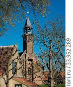 Enkhuizen am Ijsselmeer. Стоковое фото, фотограф Zoonar.com/Stephan S / easy Fotostock / Фотобанк Лори