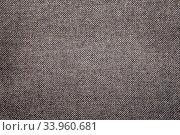 Купить «Gray wool fabric tweed for background», фото № 33960681, снято 13 ноября 2015 г. (c) Nataliia Zhekova / Фотобанк Лори