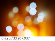 Bokeh lights. Стоковое фото, фотограф Nataliia Zhekova / Фотобанк Лори