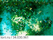 Купить «contemporary creative geometric abstract background», фото № 34030961, снято 7 мая 2018 г. (c) Nataliia Zhekova / Фотобанк Лори