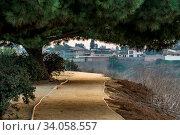 Kenneth Hahn State Recreation Area. Стоковое фото, фотограф Zoonar.com/Alex Grichenko / age Fotostock / Фотобанк Лори