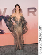 Katja Herbers at the HBO's 'Westworld' Season 3 premiere held at the TCL Chinese Theatre in Hollywood, USA on March 5, 2020. Стоковое фото, фотограф Zoonar.com/Lumeimages / age Fotostock / Фотобанк Лори