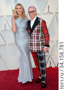 Dee Ocleppo and Tommy Hilfiger at the 91st Annual Academy Awards held at the Hollywood and Highland in Los Angeles, USA on February 24, 2019. Стоковое фото, фотограф Zoonar.com/Lumeimages.com / age Fotostock / Фотобанк Лори