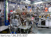 CIRCE beamline of ALBA facility (2019 год). Редакционное фото, фотограф Яков Филимонов / Фотобанк Лори