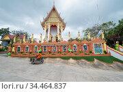 Wat Khao Noi near the Town of Pranburi on the Golf of Thailand south... Стоковое фото, фотограф Zoonar.com/URS FLUEELER / age Fotostock / Фотобанк Лори