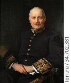 Llewellyn William Samuel Henry - Sir Frederick Cawley - British School... Редакционное фото, фотограф Artepics / age Fotostock / Фотобанк Лори