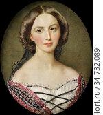 Ross Sir William - Princess Feodora of Hohenlohe-Langenburg 2 - British... Редакционное фото, фотограф Artepics / age Fotostock / Фотобанк Лори
