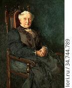 Williams Christopher - Mrs Elizabeth Poole-Hughes - British School... Редакционное фото, фотограф Artepics / age Fotostock / Фотобанк Лори