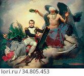 Mauzaisse Jean Baptiste - Napoleon Als Gesetzesschöpfer - French ... Редакционное фото, фотограф Artepics / age Fotostock / Фотобанк Лори
