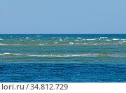 Strömung in der Nordsee vor Hörnum. Стоковое фото, фотограф Zoonar.com/Kay Augustin / easy Fotostock / Фотобанк Лори