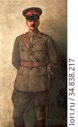 Schmalz Herbert - Captain T. N. C. Nevill - British School - 19th... Редакционное фото, фотограф Artepics / age Fotostock / Фотобанк Лори