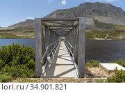 Buffels River, Western Cape, South Africa. Dec 2019. Buffels River... Стоковое фото, фотограф UNIVERSAL IMAGES GROUP / age Fotostock / Фотобанк Лори