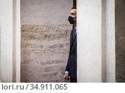 Spanish Prime Minister Pedro Sanchez arrivals in Palazzo Chigi the... Редакционное фото, фотограф Alessandro Serrano' / AGF/Alessandro Serrano' / / age Fotostock / Фотобанк Лори