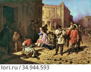 Filippov Konstantin Nikolaevich - During the Siege of Sevastopol - ... Стоковое фото, фотограф Artepics / age Fotostock / Фотобанк Лори
