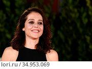 Vanessa Scalera during the red carpet of the tv series Romulus, 15th... Редакционное фото, фотограф Antonelli/AGF/Maria Laura Antonelli / age Fotostock / Фотобанк Лори