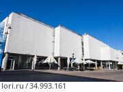 Šiuolaikinio meno centras, contemporary art museum, Vilnius, Lithuania... Стоковое фото, фотограф Peter Erik Forsberg / age Fotostock / Фотобанк Лори
