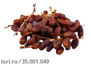 Natural dried dates. Стоковое фото, фотограф Яков Филимонов / Фотобанк Лори