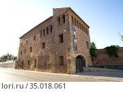 Onda, flour mill (Moli de la Reixa, 17th century). Plana Baixa, Castellon... Стоковое фото, фотограф J M Barres / age Fotostock / Фотобанк Лори