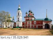Epiphany Monastery in Uglich (2019 год). Стоковое фото, фотограф Юлия Бабкина / Фотобанк Лори