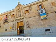General Archive of the Spanish Civil War, Colegio de San Ambrosio... Стоковое фото, фотограф Alberto Carrera Anaya / easy Fotostock / Фотобанк Лори