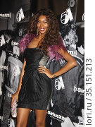 Jessica White.at Sirius XM radio reopens Studio 54.'One Night Only... (2011 год). Редакционное фото, фотограф Adam Scull / age Fotostock / Фотобанк Лори