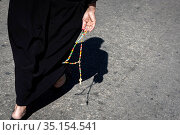 Lebanese Christian marching during a procession in the town of Annaya... Стоковое фото, фотограф Antoine Mekary / Godong / age Fotostock / Фотобанк Лори