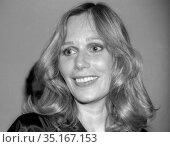 Sally Kellerman 1978.Photo By Adam Scull/PHOTOlink.net.. Редакционное фото, фотограф Adam Scull / age Fotostock / Фотобанк Лори