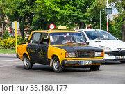 Lada 1500 (2017 год). Редакционное фото, фотограф Art Konovalov / Фотобанк Лори
