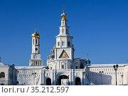 Ново-Иерусалимский монастырь. Редакционное фото, фотограф Сергей Дрозд / Фотобанк Лори