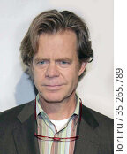 William H. Macy, 02-03-2007.Photo by Brett Hufziger-PHOTOlink (2008 год). Редакционное фото, фотограф Adam Scull / age Fotostock / Фотобанк Лори