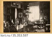 Europa, Deutschland, Berlin, Unter den Linden, Palais Kaiser Wilhelm... Редакционное фото, фотограф Historisches Auge Ralf Feltz / age Fotostock / Фотобанк Лори
