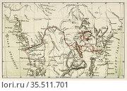 Exploration and cartography of the Congo River (1874-1877) Travel... Редакционное фото, фотограф Jerónimo Alba / age Fotostock / Фотобанк Лори