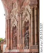 Parroquia de San Miguel Arcángel. San Miguel de Allende. Querétaro... Стоковое фото, фотограф Luis Castañeda / age Fotostock / Фотобанк Лори