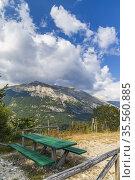 National Park of Abruzzo near Barrea, Lazio and Molis, Italy. Стоковое фото, фотограф Richard Semik / easy Fotostock / Фотобанк Лори