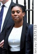Kemi Badenoch, Exchequer Secretary to the Treasury, in the British... (2020 год). Редакционное фото, агентство World History Archive / Фотобанк Лори
