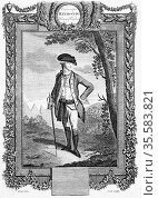 John Andre (1751-80) British soldier; served in America; aide-de-... Редакционное фото, агентство World History Archive / Фотобанк Лори