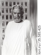 Laurence Olivier (1907-1989) English actor, producer and director... Редакционное фото, агентство World History Archive / Фотобанк Лори