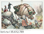 Stop Your Cruel Oppression of the Jews', 1904. Emil Flohri (1869-... Редакционное фото, агентство World History Archive / Фотобанк Лори